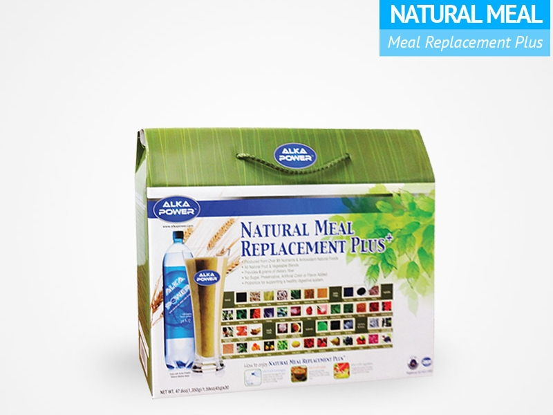 Natural Meal Replacement Plus